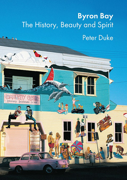 Byron Bay's favourite book now in digital format.